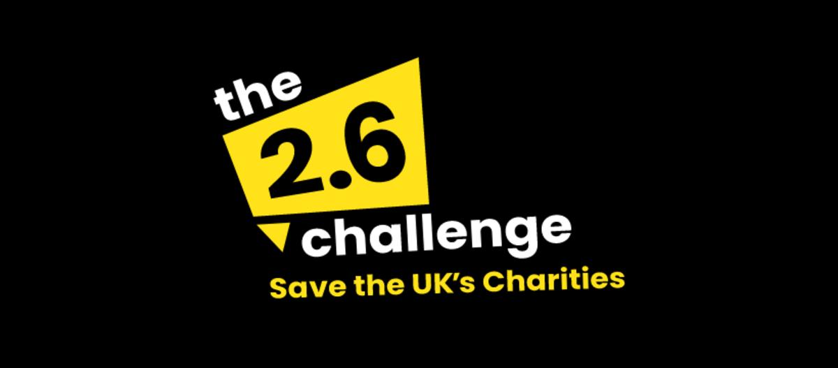 2.6 challenge logo
