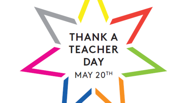 National Thank a Teacher Day